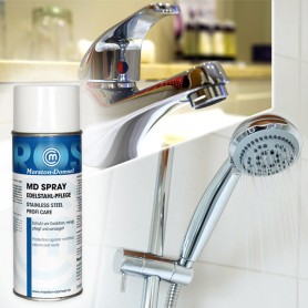 Spray pentru intretinere inox MD, 400ml