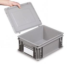 Capac pentru cutii polipropilena 400x300mm