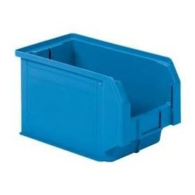 Cutie cu deschidere frontala 300x200x145 mm - albastru