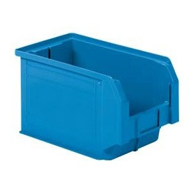 Cutie pentru rafturi 600x160x100 -albasta