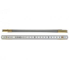 Metru pliabil din aluminiu-latime 14mm