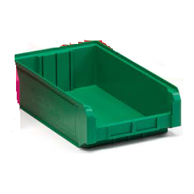 Cutie deschidere frontala 160x95x75mm - verde