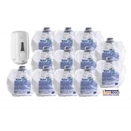 Crema hidratare maini 800 ml, set 12buc