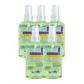 Igienizant maini Pack5-Spray 100 ml