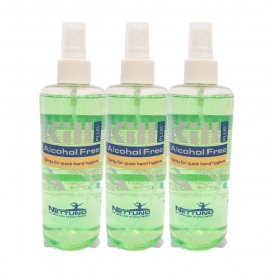Igienizant maini Pack3-Spray 300 ml