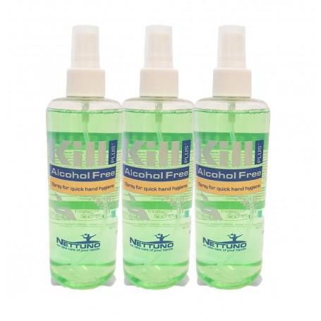 Igienizant maini Pack3-Spray 300 ml