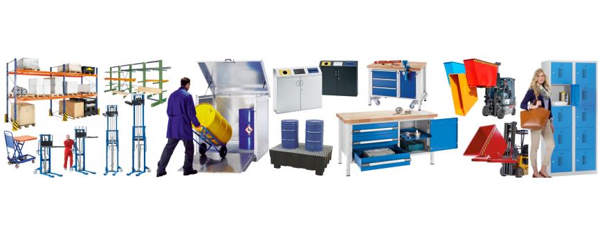 Lord Industrial Tools, mobilier industrial de calitate pentru echipari de ateliere si fabrici.